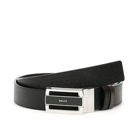 Bally Bally Men's Black Fabazia Belt