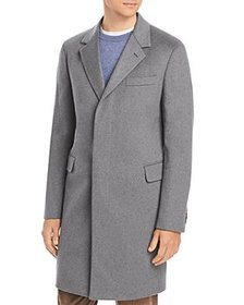Paul Smith - Wool & Cashmere Slim Fit Topcoat