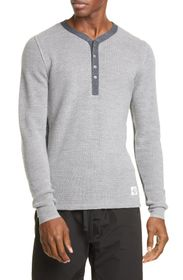 OVADIA AND SONS & Sons Zach Henley Thermal Stitch