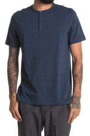Theory Slim Fit Knit Henley