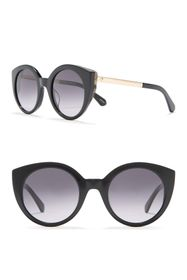 kate spade new york norina 50mm cat eye sunglasses
