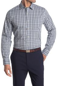 Cole Haan Plaid Sport Shirt