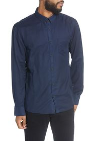 BALDWIN Cori Solid Button-Up Shirt