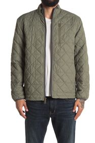 Oxford Tremont Full Zip Quilted Jacket