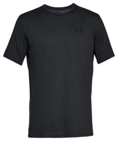 Under Armour Sportstyle Left Chest Short-Sleeve T-