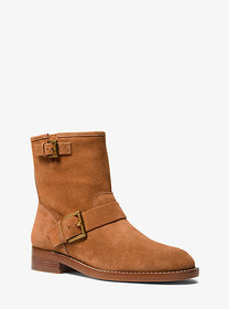 Michael Kors Reeves Suede Ankle Boot