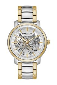 Kenneth Cole New York Men's Automatic Two-Tone Sta