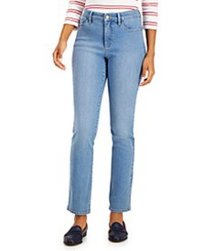 Lexington Tummy-Control Straight-Leg Jeans, Create