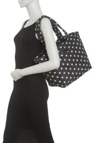 Marc Jacobs Quilted Medium Printed Tote
