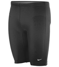 Nike Men's Solid Poly Jammer Swimsuit