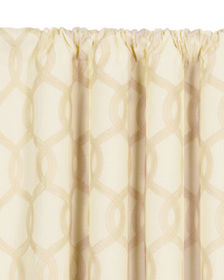 Eastern Accents Gresham Rod Pocket Curtain Panel 1