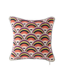 MacKenzie-Childs Sanibel Arches Outdoor Accent Pil