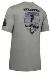 Under Armour Freedom By Land Short-Sleeve T-Shirt