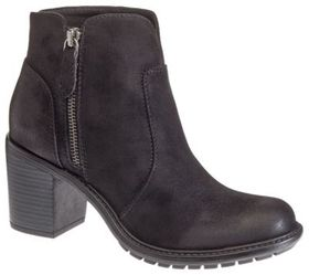 Natural Reflections Norri Side-Zip Ankle Boots for