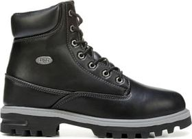 Men's Empire High Top Water Resistant Lace Up Boot