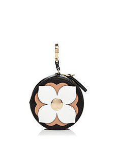Etienne Aigner - Round Leather Coin Case