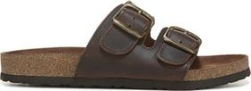 Women's Helga Leather Footbed Sandal