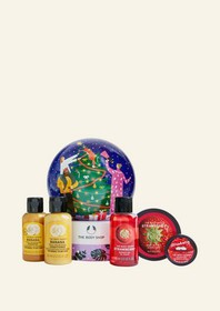 Lather & Smooth Snow Globe Gift Dome
