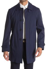JB BRITCHES Solid Rain Trench Coat
