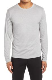 Theory Gaskell Long Sleeve Crewneck Men's Shirt