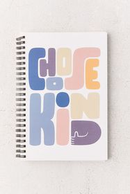 Phirst For Deny Choose Kind Notebook