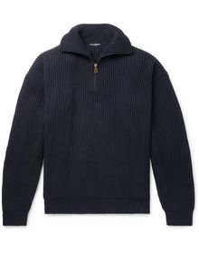 BALENCIAGA - Sweater with zip