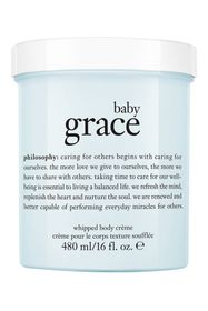 philosophy baby grace whipped body creme