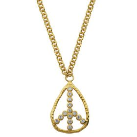 Envie Envie 18k Yellow Gold Plated Sterling Silver