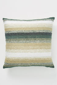 Anthropologie Theodore Striped Pillow