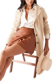 Free People Everly Corduroy Blazer