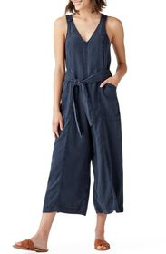 Splendid Piper Cropped Jumpsuit