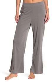 philosophy Ribbed Knit Pull-On Wide Leg Pants