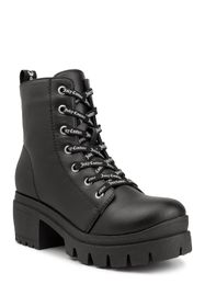 Juicy Couture Carme Combat Boot