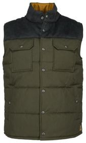 RedHead Washed Canvas Insulated Vest for Men