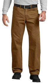 Dickies Relaxed-Fit Straight-Leg Carpenter Sanded-