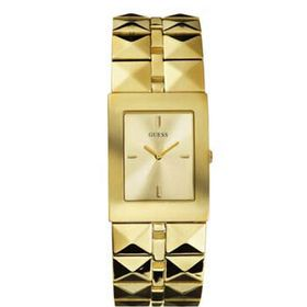 Guess Guess Open Box - Guess Pyramid Ladies Watch