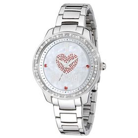Just Cavalli Just Cavalli Shiny Silver Dial Ladies