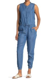 Splendid Brook Chambray Jumpsuit