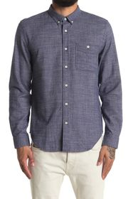 7 For All Mankind Oxford Slim Fit Shirt