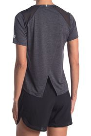 New Balance Impact Run Mesh Short Sleeve T-Shirt