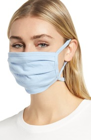 Nordstrom 4-Pack Adult Pleated Face Masks