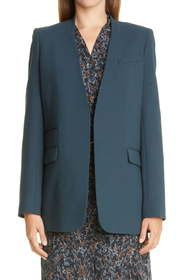 Lafayette 148 New York Digby Open Front Stretch Wo