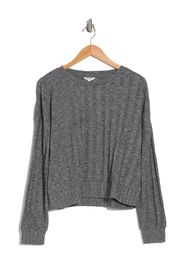 Splendid Reed Rib Knit Sweater