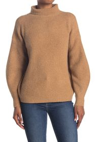 French Connection Flossy Ribbed Turtleneck Sweater