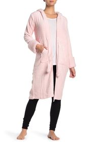 Tahari Sculpted Plush Robe