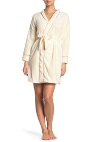 Tahari Honeycomb Plush Robe