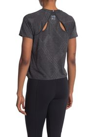 New Balance Q Speed Fuel Jacquard Short Sleeve T-S