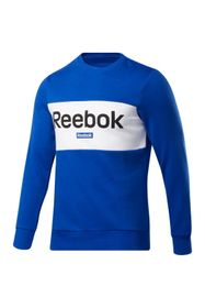Reebok Linear Logo French Terry Pullover