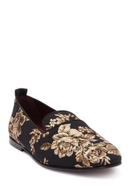 Dolce & Gabbana Floral Embroidered Slipper
