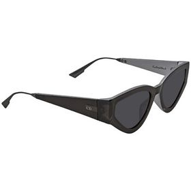 Dior Dior Christian Dior Gray Ar Cat Eye Ladies Su